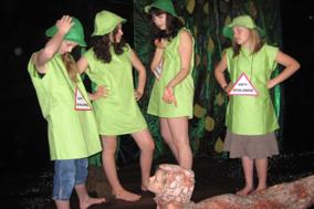 Das Waldmonsterchen